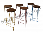 PIERRE JEANNERET HIGHT STOOL